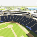 Five big projects, including spring training stadium, on West Palm Beach agenda