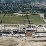 First & 10: Dallas Cowboys HQ and practice facility takes shape in Frisco