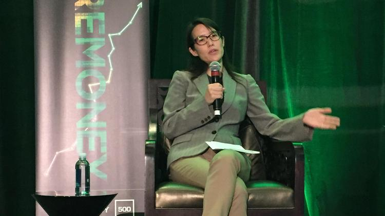 Ellen Pao says she's rooting for humans, but trolls are winning on