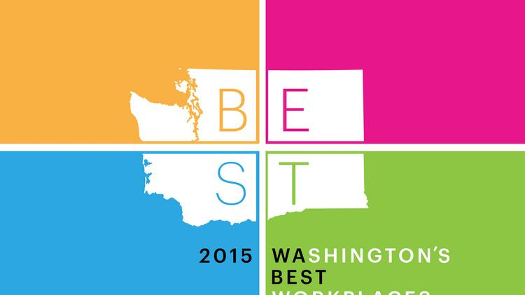 best companies in seattle - Magazine cover