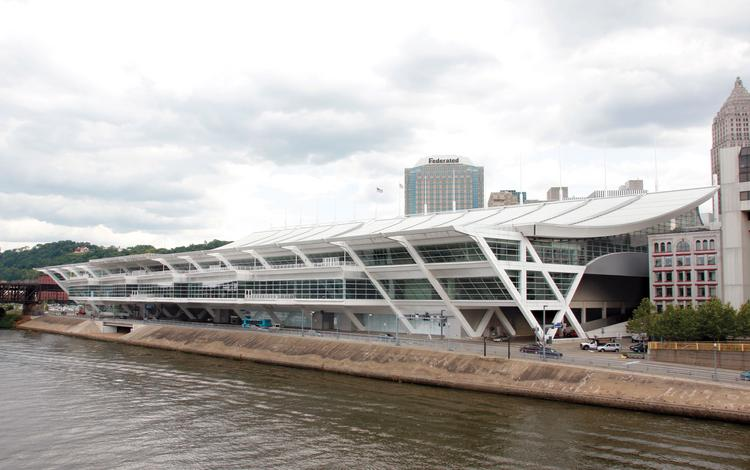 The David L. Lawrence Convention Center, Downtown, is No. 1 on the list of the region's largest LEED-certified/green projects at 1,207,700 square feet.
