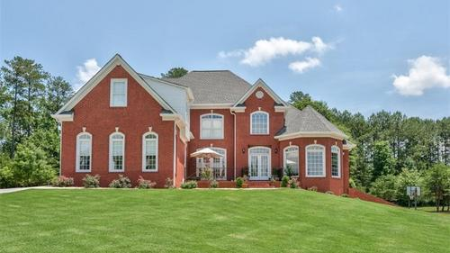 Stunning Powder Springs Home on Over Four Acres!