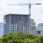 StreetLights Residential tops out construction of new Uptown tower