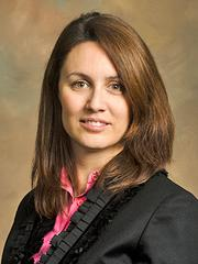 S. Leigh Innes, manager of T. Rowe Price Emerging Europe Fund, which saw a 25.2 percent return.