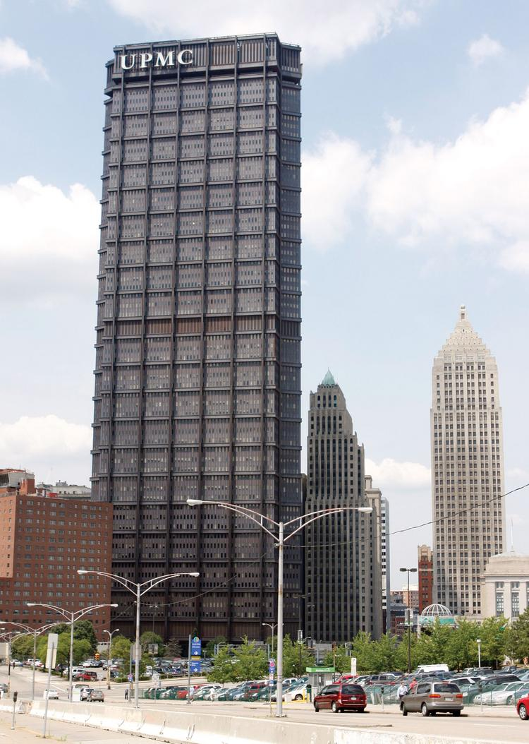 UPMC is battling the City of Pittsburgh over tax-exempt status.