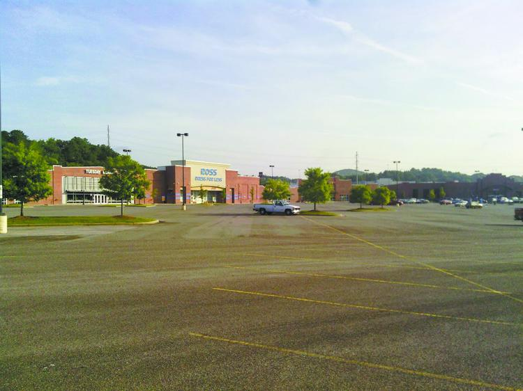 Owners of Eastwood Village are seeking $18.8 million for the 99 percent occupied retail center.