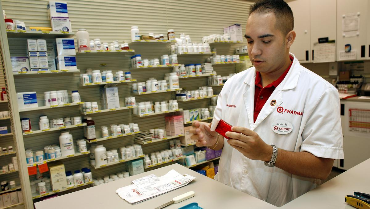 first cvs pharmacies open inside target stores minneapolis st paul business journal - Cvs Pharmacy Technician Job