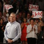 Jeb Bush says economy can grow by 4% every year if he's elected president (Video)