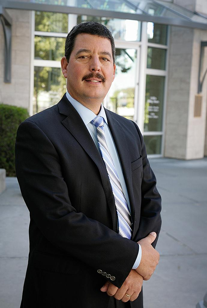 Chris Robles, economic development director, city of Roseville