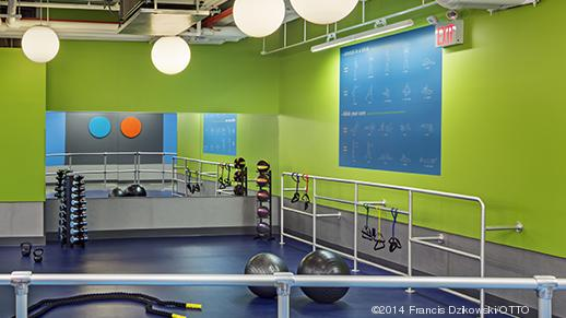 Blink Fitness, spinoff of tony Equinox gyms, eyes D C  area