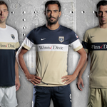 Armada FC roll out new uniforms that pay homage to city