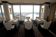 """Rivue is """"kind of a special-occasion restaurant,"""" said Rita Reedy, corporate marketing director for Al J. Schneider Co. """"We're the only restaurant on the river with a river view that isn't casual dining."""""""