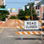 Rain delays NCDOT work on popular commuter route in Cary