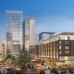 Construction underway on <strong>Scott</strong> <strong>Beck</strong>'s $4B Dallas Midtown project