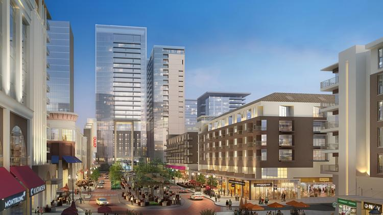 Construction underway on Scott Beck's $4B Dallas Midtown project