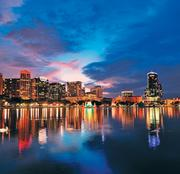 No. 4: Orlando-Kissimmee Percent change from 2012: 500% Year-to-date 2013 $5 million-plus properties with foreclosure activity: 12.00 Source: RealtyTrac
