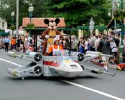 Events like Star Wars Weekends event at Disney's Hollywood Studios are a big draw. Additional promotional events for the new film could be even bigger.