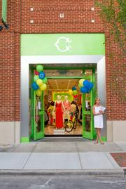 The New York-based women's lifestyle retailer C Wonder opened its first Ohio store earlier this month.