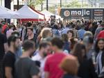 Shutting down Wisconsin Avenue as thousands pack Night Market