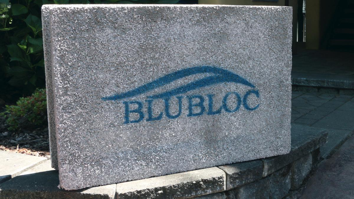 Strategies: Blu Bloc builds homes with old packing foam - Portland