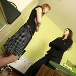 We want to know: How do you combat 'girl-on-girl crime' in the workplace?