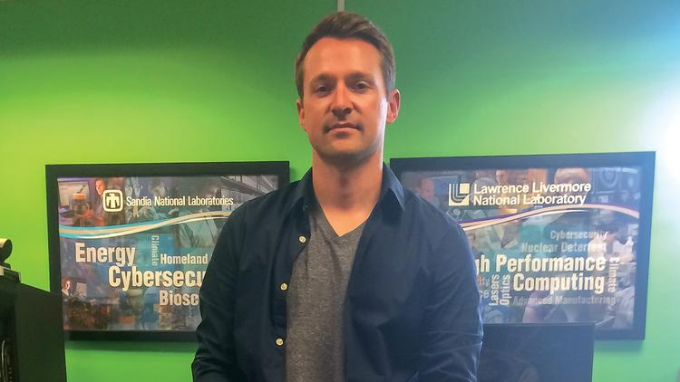 Brandon Caldwell of the i-GATE innovation hub in Livermore sees huge potential for the emerging Tri-Valley tech scene.