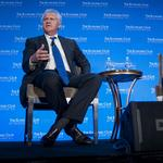 General Electric's Jeff Immelt, in a D.C. talk, says he's found the key to growing the American economy (Video)