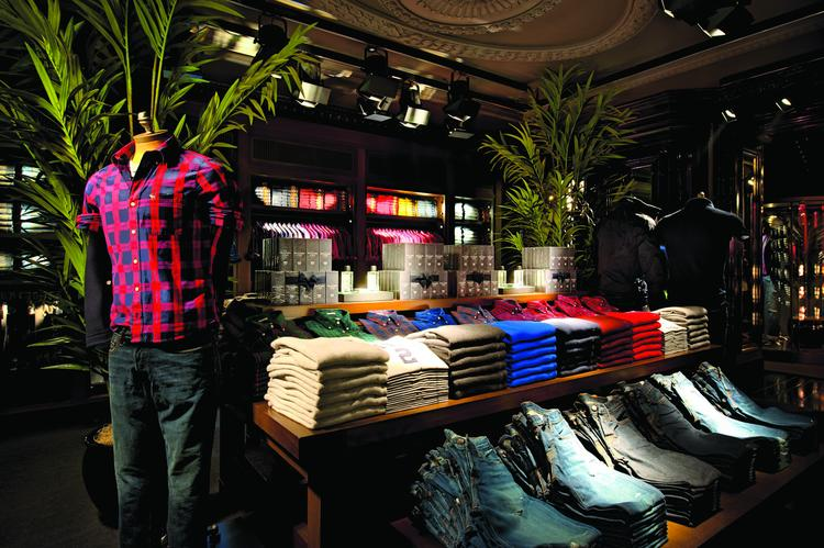 Abercrombie & Fitch has three stores in Hong Kong that are among the company's best performing. Several of the retailer's 2013 openings are slated for China, Japan and South Korea.