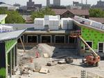 First Look: Sojourner Family Peace Center rising in Milwaukee