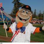 San Jose Giants pondering a ballpark at Santa Clara County Fairgrounds, Mercury News reports