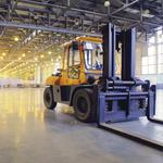 Developers crank out, users gobble up big blocks of industrial space