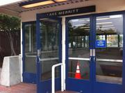 Some stations, like Lake Merritt, won't need covers for their entrances, as they already have them.
