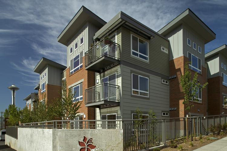 Merrill Gardens at Queen Anne in Seattle is one of the 38 properties that are included in a blockbuster senior-living deal announced on Thursday.