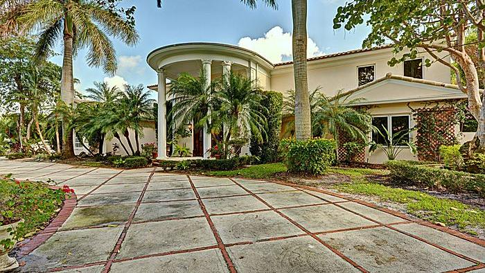 INSIDE LOOK David Cassidys South Florida Home Up For Auction