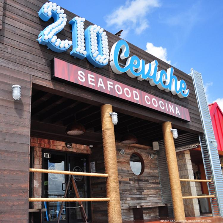 210 Ceviche is bringing a new flair for seafood to Northwest San Antonio diners.