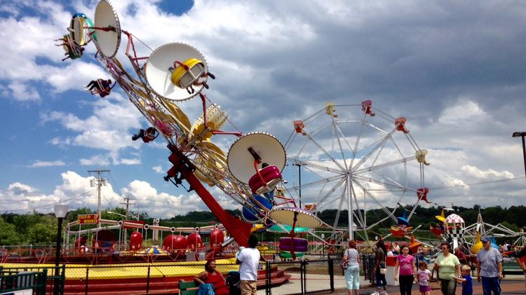 Huck Finn S Playland Opens For The Season In Albany New