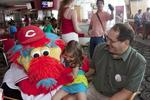 Here's how Redsfest weathered the (snow)storm