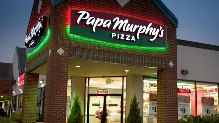 Papa Murphy's is eyeing the Baltimore area for up to 50 locations.