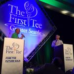<strong>Fred</strong> <strong>Couples</strong>, Steve Ballmer help raise $500,000 at PGA charity gala in Seattle