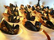Mussels and frites.