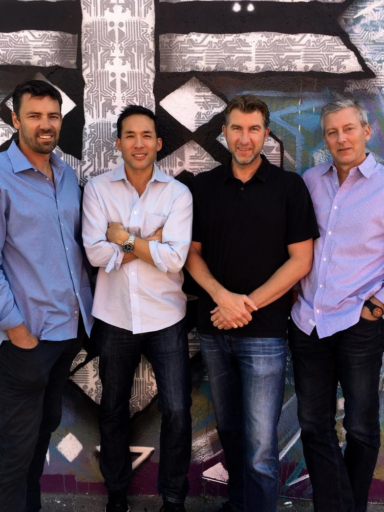 CrossCut Ventures — led by Brian Garrett, Clinton Foy, Brett Brewer and Rick Smith — focuses on early-stage and seed investments, prioritizing L.A.-based companies.