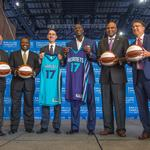 It's official: NBA all-stars in Charlotte in 2017