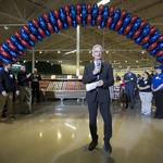 <strong>Hank</strong> <strong>Meijer</strong> anticipates 'substantially more' Wisconsin stores, eyes Madison market: Slideshow