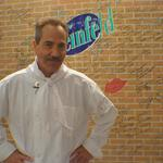 Hulu opens <strong>Seinfeld</strong> apartment popup in NYC, and the Soup Nazi was there