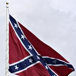 Business is booming for this maker of Confederate flags
