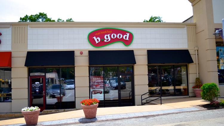 B Good Signs Lease For King Of Prussia Town Center Space