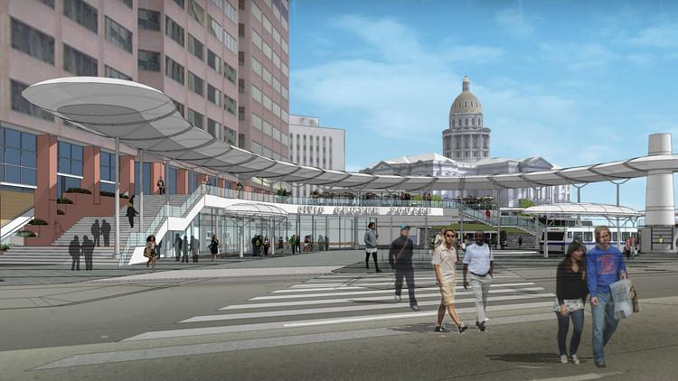 Civic Center Station Big Changes Ahead