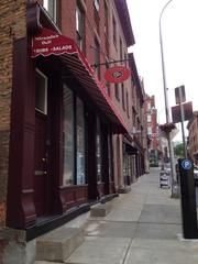 A florist and shoe store are joining a deli and barber shop on Columbia Street around the corner from B. Lodge & Co. Inc. on North Pearl Street in downtown Albany