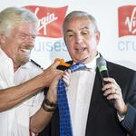 Six things to know about Richard Branson, Virgin Cruises