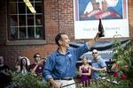 Sam Adams: Six couples get hitched, Jim Koch opens a beer bottle with a saber (Video)